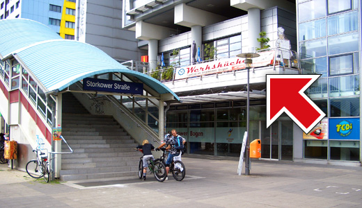 storkower strae stunning heute bekannt als sbahnhof storkower strae hie die station bis in die. Black Bedroom Furniture Sets. Home Design Ideas
